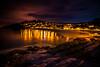 Playa de Loira en Marín, Pontevedra (Raymar Photo) Tags: playa paisaje marin pontevedra loira ladscape landscapephotography noche nocturna nigth nigthshot beach