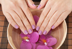 Spa Treatment For Hands (skyadsvietnam) Tags: hands flower dipping water macro pink care woman fem fresh spa decoration thumb natural tropical orchid wellness fingers nail blossom bloom petals female closeup medicine therapy purple healthy plant wellbeing beauty femininity enjoyment beautiful health nature manicure aromatherapy palm delicate purity healthcare relaxation bowl design varnish skin salon germany
