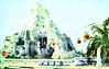 Matterhorn Mountain, Disneyland, California (Thomas Hawk) Tags: america anaheim california disneyland matterhorn matterhornmountain usa unitedstates unitedstatesofamerica vintage postcard fav10