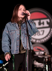Alice Merton 12/13/2017 #26 (jus10h) Tags: alicemerton alice merton alt 987 penthouse altana apartment homes glendale losangeles california female singer songwriter european young beautiful sexy talented artist band musician live music concert gig event private show performance venue rooftop pool photography nikon d610 2017 justinhiguchi photographer