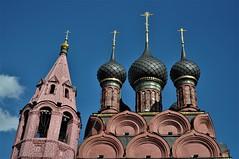 iglesia de la epifania-yaroslav (jordi doria 140) Tags: rusia1 yaroslav rusia russia iglesiadelaepifania