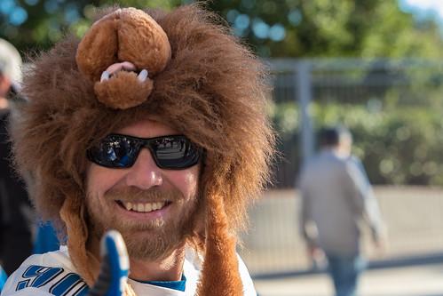 Fan der Detroit Lions