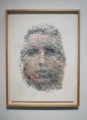 Tampa Museum of Art (ktmqi) Tags: tampamuseumofart tampa florida museum artmuseum americanart exhibition joetestasecca serigraph fingerprintscan