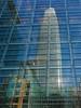 P1340208.jpg (Lyrinda) Tags: photo california sanfrancisco soma southofmarket buildings highrises skyscrapers reflections transbayterminal salesforcetransbayterminal