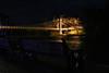 Take A Seat (mlomax1) Tags: 80d canoneos80d chestercheshire dee dwrcymru eos80d england hightide midnight nightshoot reflections river riverdee thegroves water welshwater canon bench bridge suspensionbridge queensparksuspensionbridge