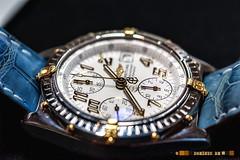 Breitling Chronomat Vitesse, side view (domenec_bm) Tags: rellotge watches watch wristwatch automatic breitling chronograph vitesse