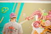 1-157 (Corey Seith Burns) Tags: graffiti art artist artists illusions losangeles hollywood paint lettering handlettering artchemists museumofillusions street california cali
