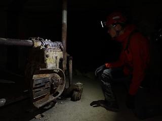 Carrières de Savonnières en Perthois, vestige des champignonnières