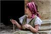 the girl with turban ... (miriam ulivi) Tags: miriamulivi nikond7200 england uk somerset bath portrait girl ragazzacolturbante ritratto people streetphotography stphotographia