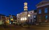 Stadhuis Dordrecht (Wim Boon (wimzilver)) Tags: dordrecht bluehour canoneos5dmarkiii canonef1635mmf4lisusm holland netherlands stadhuis