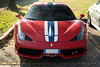 Ferrari 458 Speciale (lu_ro) Tags: ferrari 458 speciale italy italian car supercar sony a7 50mm samyang springboks meeting stripes