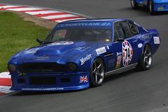 Boysie Thurtle - Aston Martin DBS V8 (Boris1964) Tags: 2005 heritagegrandtourers brandshatch