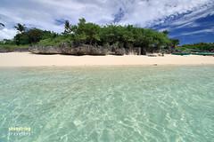 Paradise Beach (engrjpleo) Tags: paradisebeach bantayanisland santafe cebu centralvisayas philippines beach rock sea seascape landscape seaside shore water waterscape sand coast outdoor sky ocean