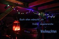 Carport Christmas  1 (Chironius) Tags: bergenhusen explored stapelholm schleswigholstein deutschland germany allemagne alemania germania германия niemcy