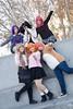 SESION LOVE LIVE 30 (patty_jab) Tags: cosplay love live rin honoka nozomi umi nico maki kotori lovelive madrid