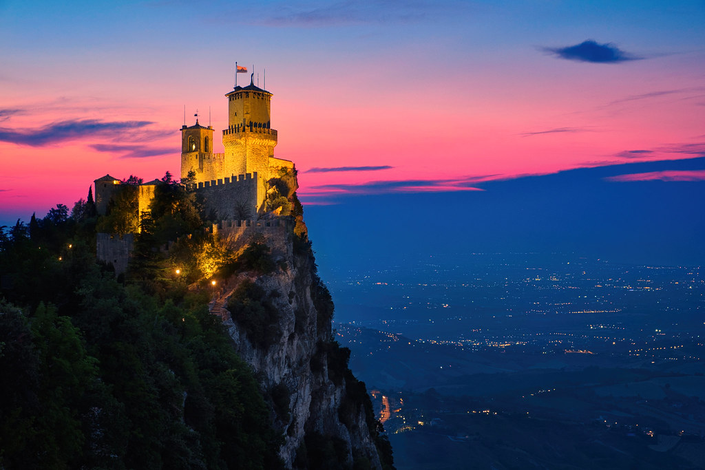 The World S Best Photos Of Castle And Sunset Flickr Hive
