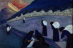 Marianne von Werefkin, Frauen in schwarz / Women in black (HEN-Magonza) Tags: mariannevonwerefkin expressionismus expressionism fraueninschwarz womeninblack sprengelmuseumhannover