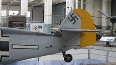 "Messerschmitt Bf.109E 5 • <a style=""font-size:0.8em;"" href=""http://www.flickr.com/photos/81723459@N04/25258397288/"" target=""_blank"">View on Flickr</a>"