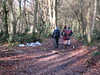 UK - Hertfordshire - Near Berkhamsted - Walking along footpath (JulesFoto) Tags: uk england hertfordshire ramblers capitalwalkers berkhamsted walking