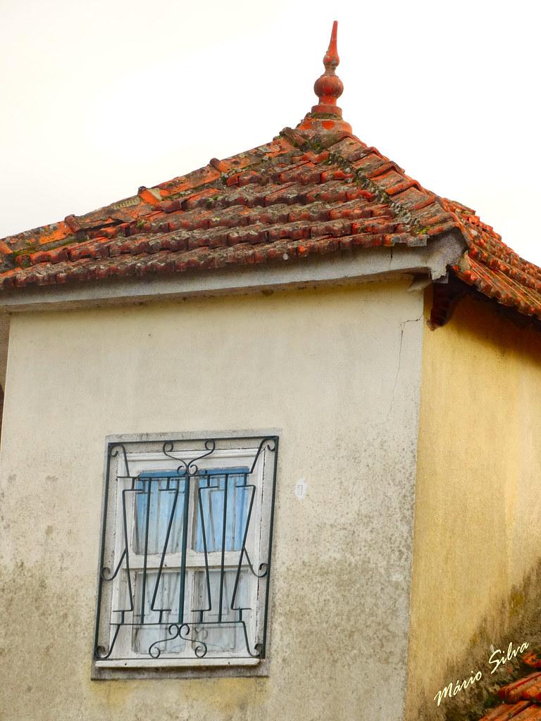 Águas Frias (Chaves) - ... uma janela bem guardada ...