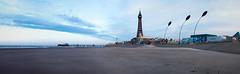 52/52: Blackpool (nickcoates74) Tags: a6300 beach blackpool coast december fylde ilce6300 lancashire sel1650 sony winter tower pier blackpooltower pz1650mmf3556 uk northpier