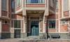 No. 2 (Jorden Esser) Tags: 1927 berlage berlagehuis thehague architecture ddd door entrance thursdaydoorday thursdaydoorsday wall nederlandvandaag