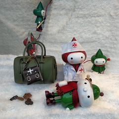 Unfall (Gertrud K.) Tags: xmas christmas noël navidad weihnachten shopwindow kadewe huaweimate9