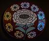Best wishes for 2018! (frankmh) Tags: 2018 bestwishes flickrfriday plate handmade ceramics design birgerkaipiainen arabiafinland finland hittarp sweden indoor