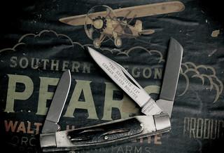 Stockman, Pocket Knife. (EOS)