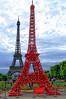 Voilà ce qui arrive quand on a trop bu ... (Edgard.V) Tags: paris parigi tour eiffel tower torre twins jumeaux gemelli gemeas monument monumento