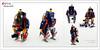Raptor series: Red Bull Racing (Brixnspace) Tags: raptor walker frame powersuit suit lego moc toy biped bot f1 red bull redbull racing rbr formula1 redbullracing