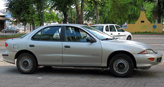 Chevrolet Cavalier 1999 (RL GNZLZ) Tags: chevroletcavalier 1999