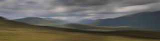 Maumturk Hills Panorama