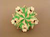 Carex (masha_losk) Tags: kusudama кусудама origamiwork origamiart foliage origami paper paperfolding modularorigami unitorigami модульноеоригами оригами бумага folded symmetry design handmade art