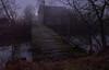 Hintaus (fred kottan) Tags: 16mm austria fujifilm landscape landschaft loweraustria marchfeld niederösterreich österreich weinviertel morning sunrise sonnenaufgang mist nebel village dorf bridge brücke dawn daybreak morgengrauen