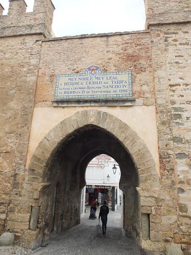 Puerta de Jerez - Vista general