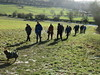UK - Hertfordshire - Near Berkhamsted - Walking uphill (JulesFoto) Tags: uk england hertfordshire ramblers capitalwalkers berkhamsted walking