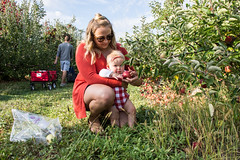 Apple Picking at Geig's Orchard (meganleebuchanan) Tags: people family kids ohio fall apple picking apples travel tourism destination lifestyle adventure explore