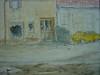 Wolfram Zimmer: Autos, DKW 3=6 (ein_quadratmeter) Tags: wolfram zimmer bilder kunst malerei gemälde painting konzeptkunst concept art objektkunst objekt mein freiburg burg birkenhof kirchzarten ausstellung ausstellungen peinture exhibition exhibitions karlsruhe altstadt dörfle erinnerung 1967 durlacherstr fasanenstr waldhornstr old town memory