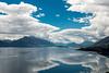 Lake Wakatipu (gilliesavo. Catching up :)) Tags: lakewakatipu newzealand southisland nature reflections clouds mountain glacier legend majesty stillness