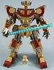 RX-34 Luke's Land Gundam standing (M<0><0>DSWIM) Tags: lego starwars gundam gusionrebake landspeeder lukeskywalker
