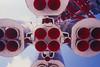 Rocket science (suxarik) Tags: contax g1 contaxg contaxg1 carlzeiss zeiss planar af rf rangefinder film analog expired kodak kodakekatchrome ektachrome e100vs color positive slide reversal e6 diy selfdeveloped scanned imacon imaconflextightphoto rocket engine soyuze союз ussr soviet