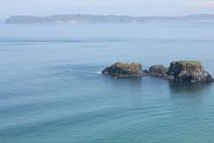 IMG_3702 (avsfan1321) Tags: ireland northernireland unitedkingdom uk countyantrim ballycastle carrickarede carrickarederopebridge nationaltrust landscape green blue ocean atlanticocean island