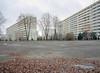 Jastrzębie-Zdrój, Poland. (wojszyca) Tags: fuji fujica gsw680iii 6x8 120 mediumformat kodak portra 160 gossen lunaprosbc epson v800 city urban socialist modernism towerblock architecture
