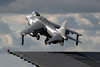 XZ440 Sea Harrier FRS2 SkiJump Yeovilton 170905a (John Higgins (EF)) Tags: aviation aircraft aviationphotography militaryaviation airday2005 rnasyeovilton royalnavy fleetairarm 801nas 801navalairsquadron britishaerospace britishaerospaceharrier seaharrierfa2 xz440 l009 harrier skijump jumpjet shar