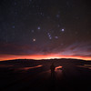 Dream on! (Tarun Kotz) Tags: nikon d810 sunset sky star orion staradventurer skywatcher tracker stars astrophotography composite exposureblend 1424 deathvalley nature