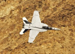 HORNET (Dafydd RJ Phillips) Tags: hornet f18 us navy usa united states naval base rainbow canyon star wars valley death california panamint