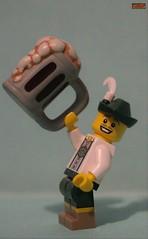 oktoberfest (notatoy) Tags: lego minifigures oktoberfest beer