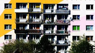 Balkony.Dzierżoniów.