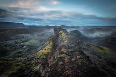 Crazy Krafla Lava Field 🌋  - Iceland (Toine B.) Tags: krafla lava lave field volcanic iceland islande nikon d750 tamron 2470 tamronsp2470mmf28divcusd earth landscape paysage
